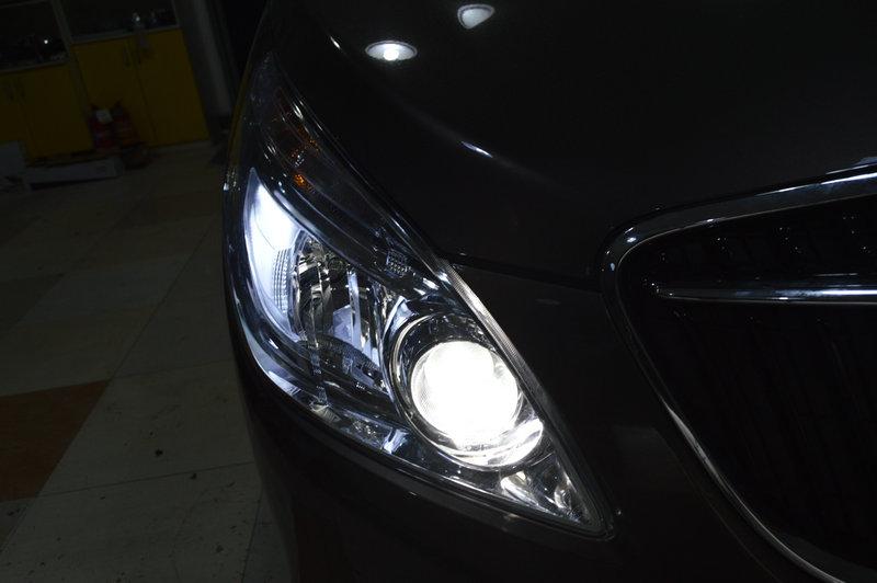 级超级海拉5 欧司朗CBI 欧司朗安定 20171103 青岛三横渠汽车大灯